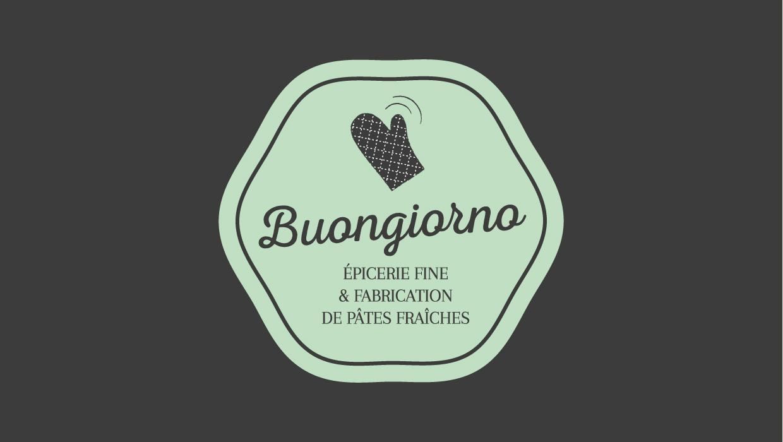 buongiorno-création logo