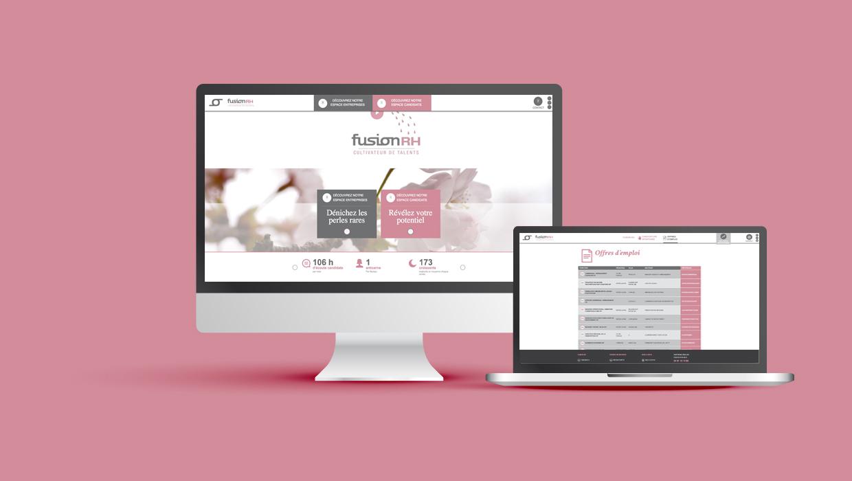 Index RH dispose désormais de son site internet ! - Groupe