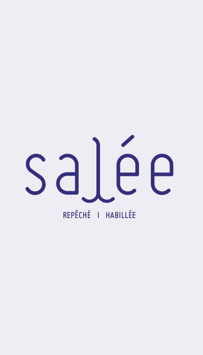 SALÉE, TEXTILE ECO RESPONSABLE