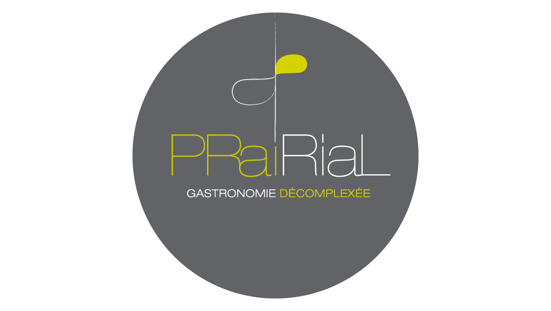 PRAIRIAL-RESTAURANT-LYON-création logo