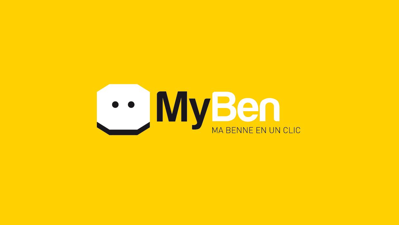 MYBEN, IDENTITÉ GRAPHIQUE