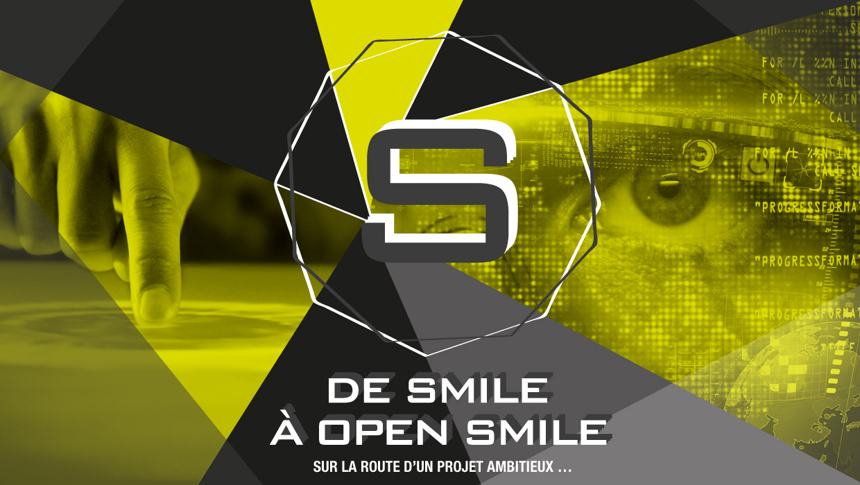 Open Smile, livret promotionnel