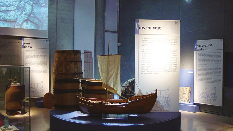Musée Gallo Romain, Exposition lyon