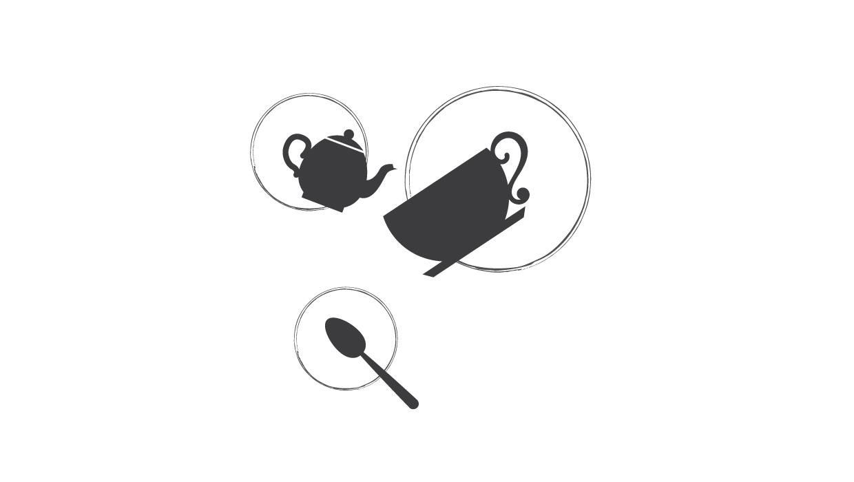 café frappé 2 alpes, design graphique