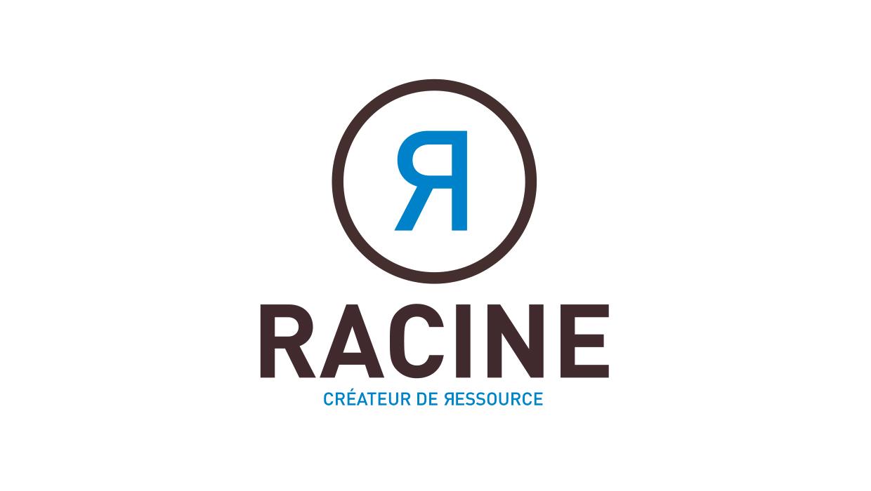 Racine, créateur de ressource, création du logo